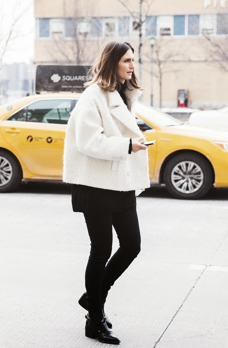 treintamasdiez blog de moda NY FW un chicle