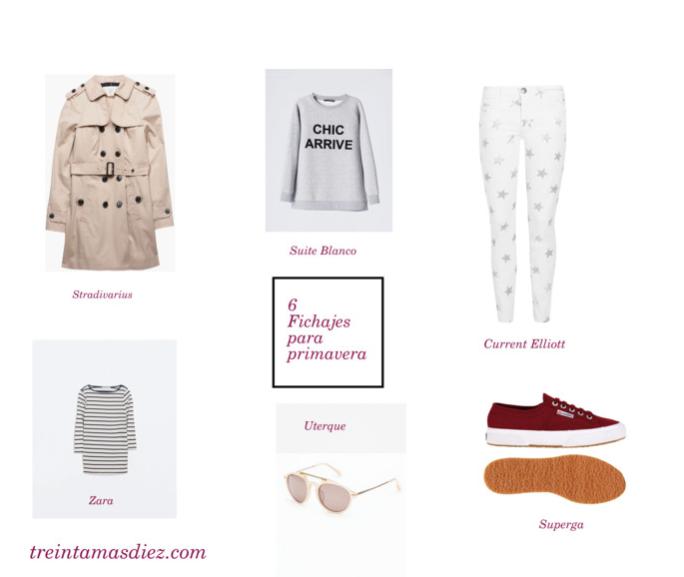 treintamasdiez blog de moda fichajes primavera